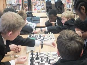 Chess comp