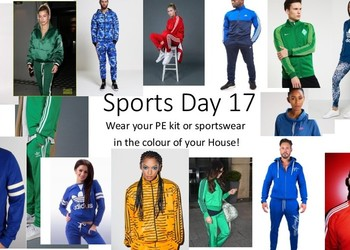 Sports Day - Friday 14th July