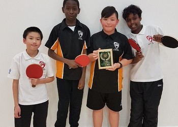 Key Stage 3 Table Tennis