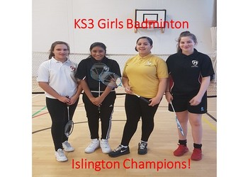 KS3 Girls Badminton