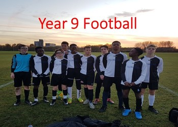 Year 9 Boys Football Match