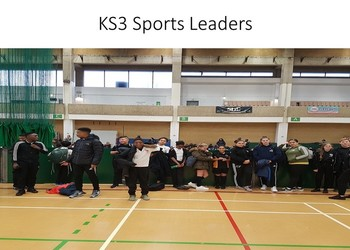 KS3 Sports Leaders