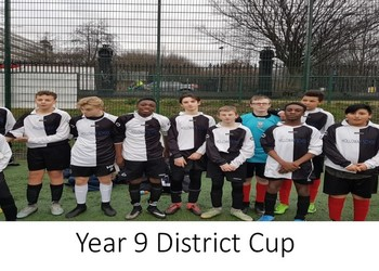 Year 9 District Cup