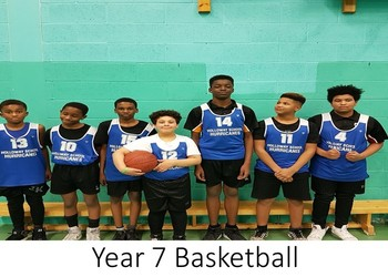Year 7 Basketball
