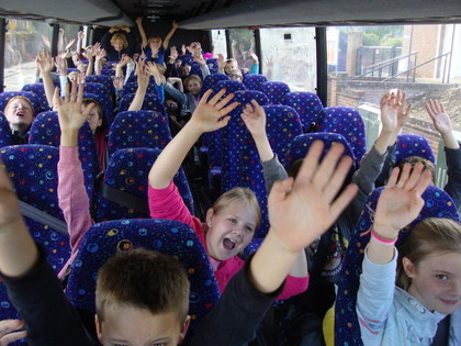 Hestercombe Trip Year 5