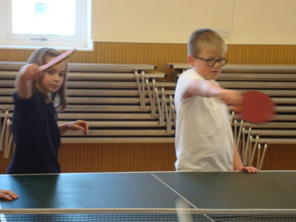 Year 5 Table Tennis