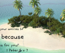 Give all your worries