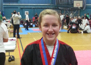 Hope Academy Student Gains Sporting Success