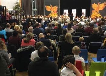 Wigan Music Service Christmas Concert