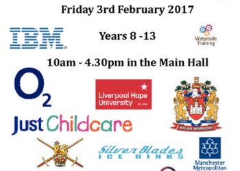Careers Fair - Friday 3rd February 2017