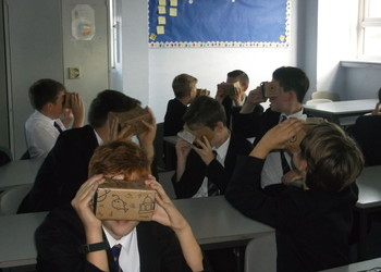 Google Expeditions Pioneer Program comes to The Howard