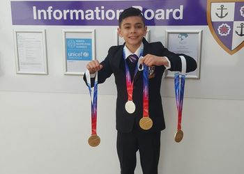 British National Gymnastics Champion