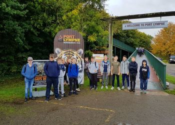 Year 8 Port Lympne Safari Trip