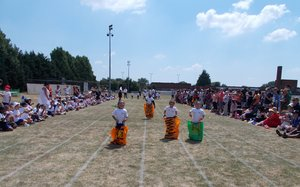 Sports day 2018 1