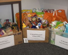 St mungos food donations