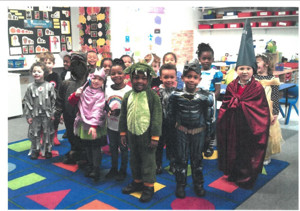 Eyfs world book day