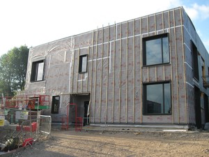 Teaching block cladding