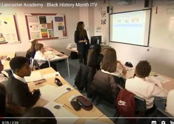 Black History Month - ITV News at Lancaster