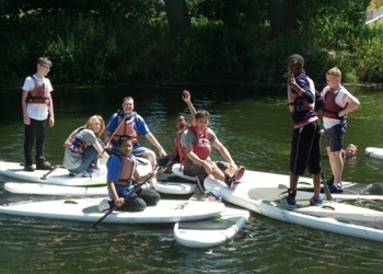 Leicester Outdoor Pursuits Centre July 2018