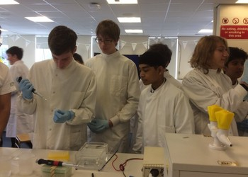 Dynamic DNA at the University of Leicester