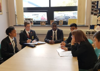 Senior Prefects Meeting