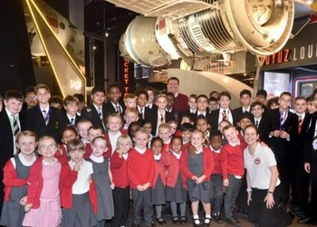 Joint trip to the National Space Centre