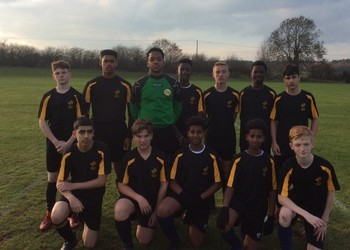 Year 10 County Cup Match