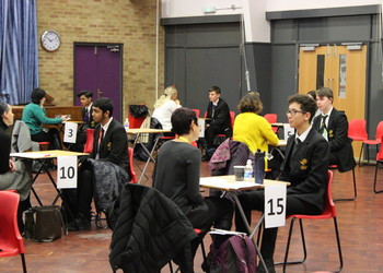 Year 11 Mock Interviews