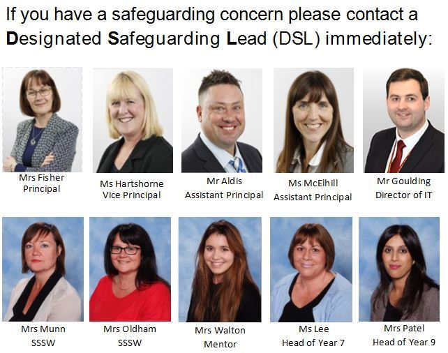 Safeguarding Staff May 2019