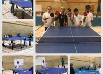 Year 7 & 8 Table Tennis