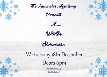 Winter Showcase!