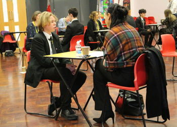 Year 11 Careers Interviews