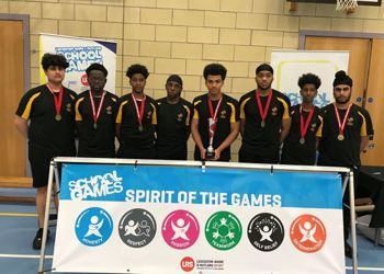 KS4 Boys Volleyball County Finals