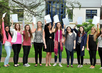 A-Level Results - August 2015