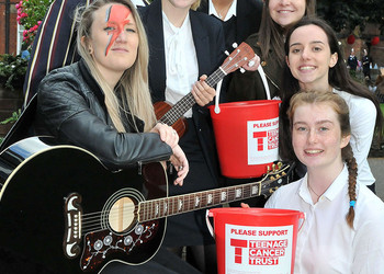 Teenage Cancer Trust Fundraising