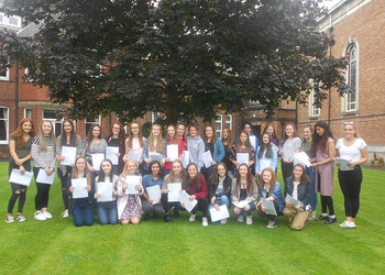 GCSE Results - August 2016