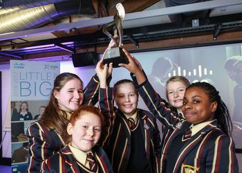 Loreto STEM team make it to UK final