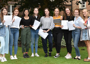 Stunning A-Level Results