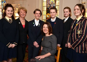 Visit of Baroness Williams