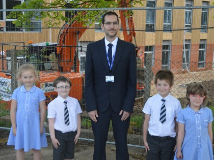 New Headteacher for Magna Carta Primary