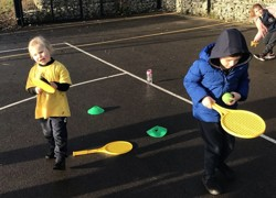 Pupils get active with Change4Life programme