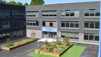 A virtual tour of our new school