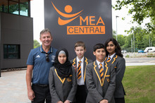 Mea central school launch72