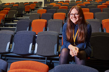 Theatre LDR on seats in Theatre 3