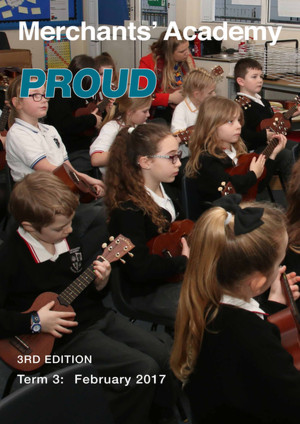 Academy front cover proud 3