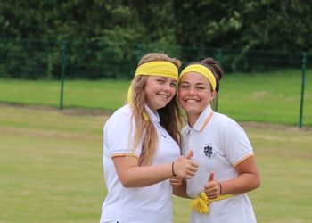 Success for Castle at Secondary Sports Day
