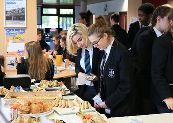 Prefects' Afternoon Tea