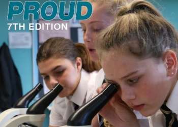 Proud Magazine - Term 1