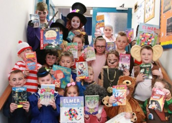 World Book Day at Merchants'