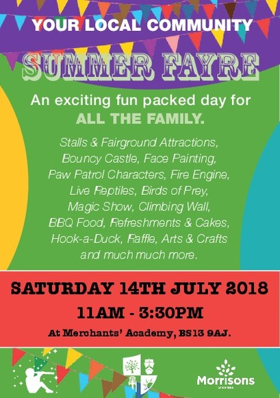 Summer fayre website